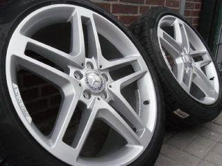 Mercedes 20Zoll AMG Alufelgen Felgen Pirelli Winterreifen GLK 204