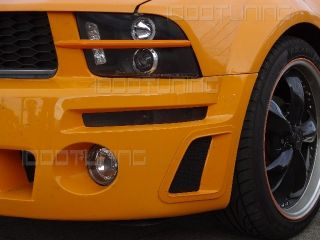 Ford Mustang Scheinwerferblenden / Böser Blick Spoiler 2004 2009