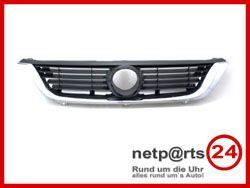 KÜHLERGRILL GITTER schwarz/chrom OPEL VECTRA B ab 99