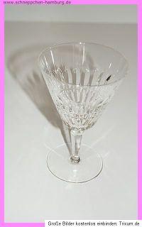 11 Weingläser Weinglas Kelch Nachtmann Bleikristall Handschliff