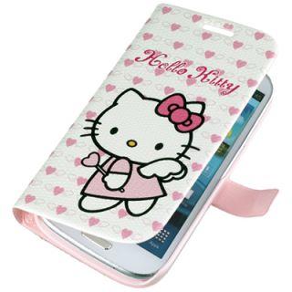 Hello Kitty Angel Tasche f Samsung Galaxy S3 i9300 Etui Cover Case