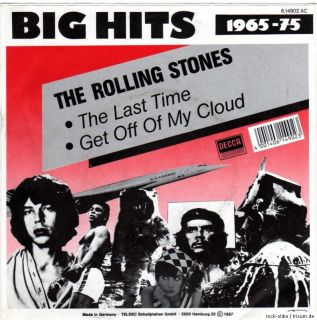 ROLLING STONES   The Last Time / Get Off Of My Cloud 7