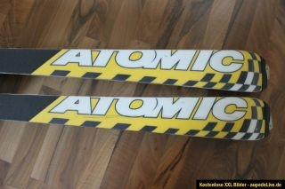Atomic SL11.12 Beta Race Carving Ski 171cm + Atomic Race 310 Bindung