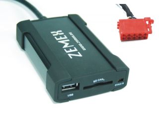 Zemex 2 /USB/SD/Aux Interface VW Gamma 4 , Gamma IV