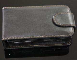 Nokia N95 8GB Handy Leder Tasche Hülle Etui Cover PU Leder Flip CASE