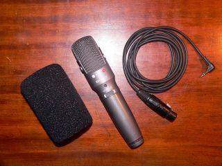 Sony ECM MS957 Stereo Kondensator Mikrofon