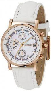 DKNY Donna Karan Uhr, Damenuhr, Chronograph   NY4578