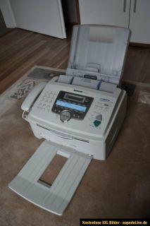 All in One. Laser   Fax/ Scanner/ Telefon/ Kopierer Panasonic KX FL611