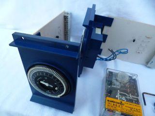 Ersatzteile Buderus Ecomatic G124X Brenner Analog Uhr Satronic Düsen