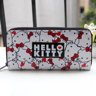 Neu Sanrio Hello Kitty Geldbörse/Tasche So Cute q089