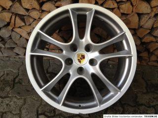 PORSCHE CAYENNE SPORT GTS TURBO S FELGE 10x21 ET50 955 957 958