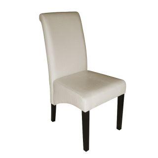 6x Esszimmerstuhl Lehnstuhl Stuhl M37, schwarz, rot, braun, creme