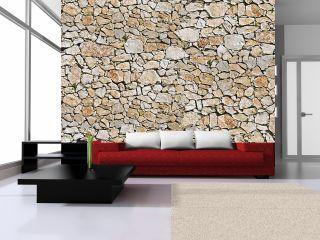 Vlies Fototapete Tapete Fototapeten Tapeten Wandbild Bild Stone Wall