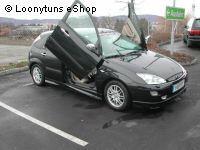 LSD Lambo Doors Flügeltüren Ford Focus 1 5 türig