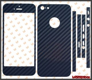 iPhone 5 Chrom Folie,Set,Cover,Aufkleber,Schutzfolie,Zubehör,Skin