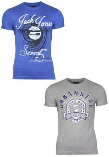 Jack & Jones T Shirt Winner Tee Gr. S, M, L, XL NEU