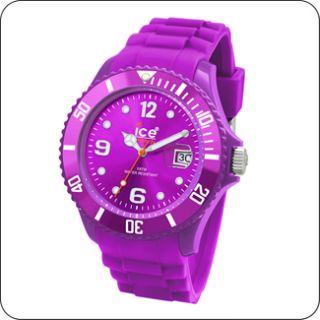 ICE WATCH Uhr Sili Purple Big SI.PE.B.S.09 Lila