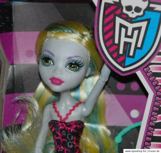 Monster High Dance Class Lagoona Blue Y0430