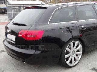 Audi A6 C6 4F Avant S Line Dachspoiler Spoiler Dachkantenspoiler