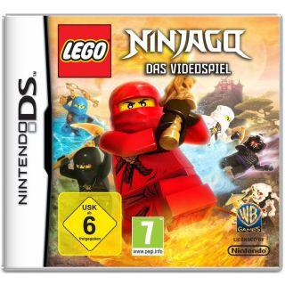 Nintendo DS LEGO Ninjago 5051890024152