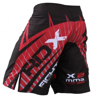 RDX Flex Gel Fight Shorts UFC MMA Cage Gi Grappling XXL
