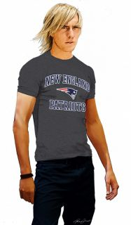 NEW ENGLAND PATRIOTS T SHIRT NFL AMERICAN FOOTBALL TOP TEE M