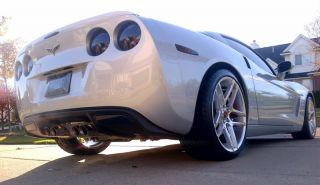 Ruff Racing R954 9x19&10,5x20 Felgen Chevrolet Corvette C5 Z06 C6