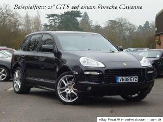 21 Zoll GTS Design Felgen für Porsche Cayenne 955 957 958 Panamera