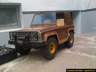 Taiyo Jeep Renegade Golden Eagle Baujahr ´84