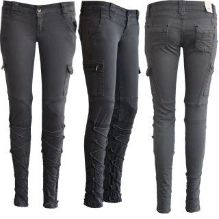 Cipo & Baxx Sexy Damen Jeans Hose Women Röhrenjeans Clubwear Cipo
