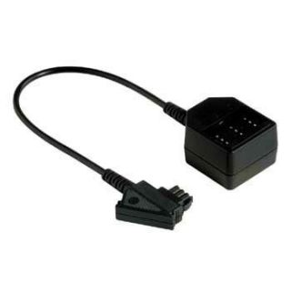 Vivanco Telefon Adapter TAE F 3fach Dose NFN Verteiler