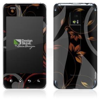 Aufkleber Sticker Handy LG Optimus Speed P990 Schutzfolien Modding