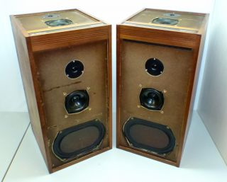 LINN ISOBARIK DMS Domestic Monitor High End Speakers Lautsprecher 965