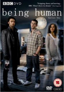 Being Human  Complete Series 1   DVD Box