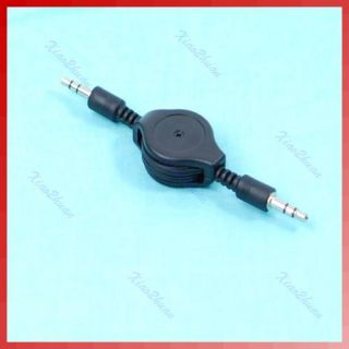 5mm Male to M Retractable Stereo Audio Data Cable
