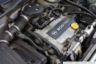 Motor für Opel Corsa 1.0 12V EcoTec   X10XE 124TKM Bj. 2000**TOP
