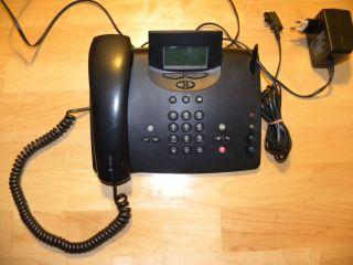 Sinus 710 PA   ISDN Telefon mit Anrufbeantworter und DECT Basis für
