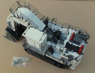 NZG 150 Modell 617 Liebherr Litronic 994 Hochlöffelbagger Bagger