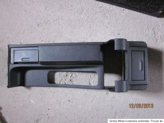 BMW E36 M3 Mielarmlehne Lehne schwarz 328 320 Coupe Leder Kassee