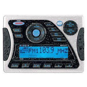 JENSEN MSR2007 Waerproof AM/FM/iPod & SIRIUS Radio Ready