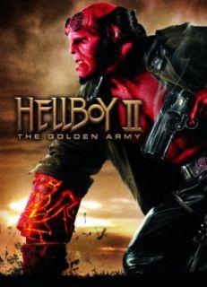 Hellboy II: The Golden Army: Ron Perlman, Selma Blair