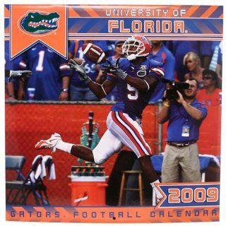 Florida Gators 2009 12 x 12 Team Wall Calendar Sports