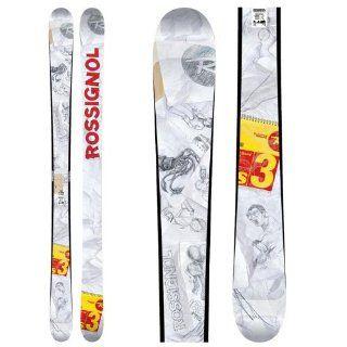 2009 Rossignol SAS S3 (Andrew Pommier) Skis 140 cm NEW