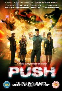 Push (2009) (2009) Chris Evans; Dakota Fanning; Camilla