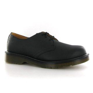 Dr.Martens 1461 HY Black Leather Womens Shoes Shoes