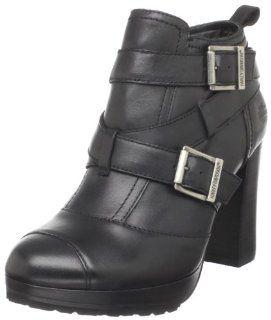 Harley Davidson Womens Samantha Motorcyle Boot Shoes