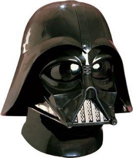 Halloween Masks Deluxe Movie Quality Star Wars Darth Vader