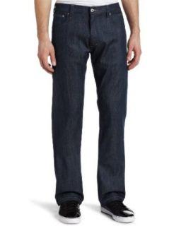Levis Mens 514 Slim Straight Utility Jean, Green/Gray