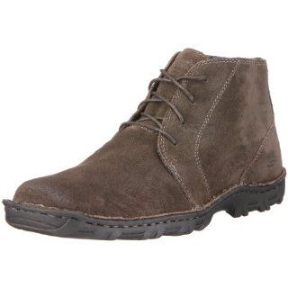Skechers Mens Audience Chukka Boot,Charcoal,10.5 M US Shoes