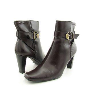 KAREN SCOTT Helen Boots Ankle Shoes Brown Womens Shoes